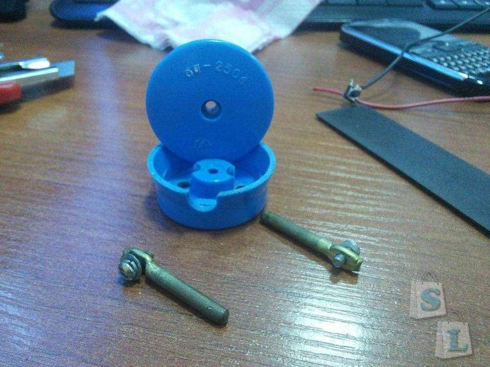 Другие - Украина: Нагрузочное USB сопротивление для универсального USB тестера своими руками