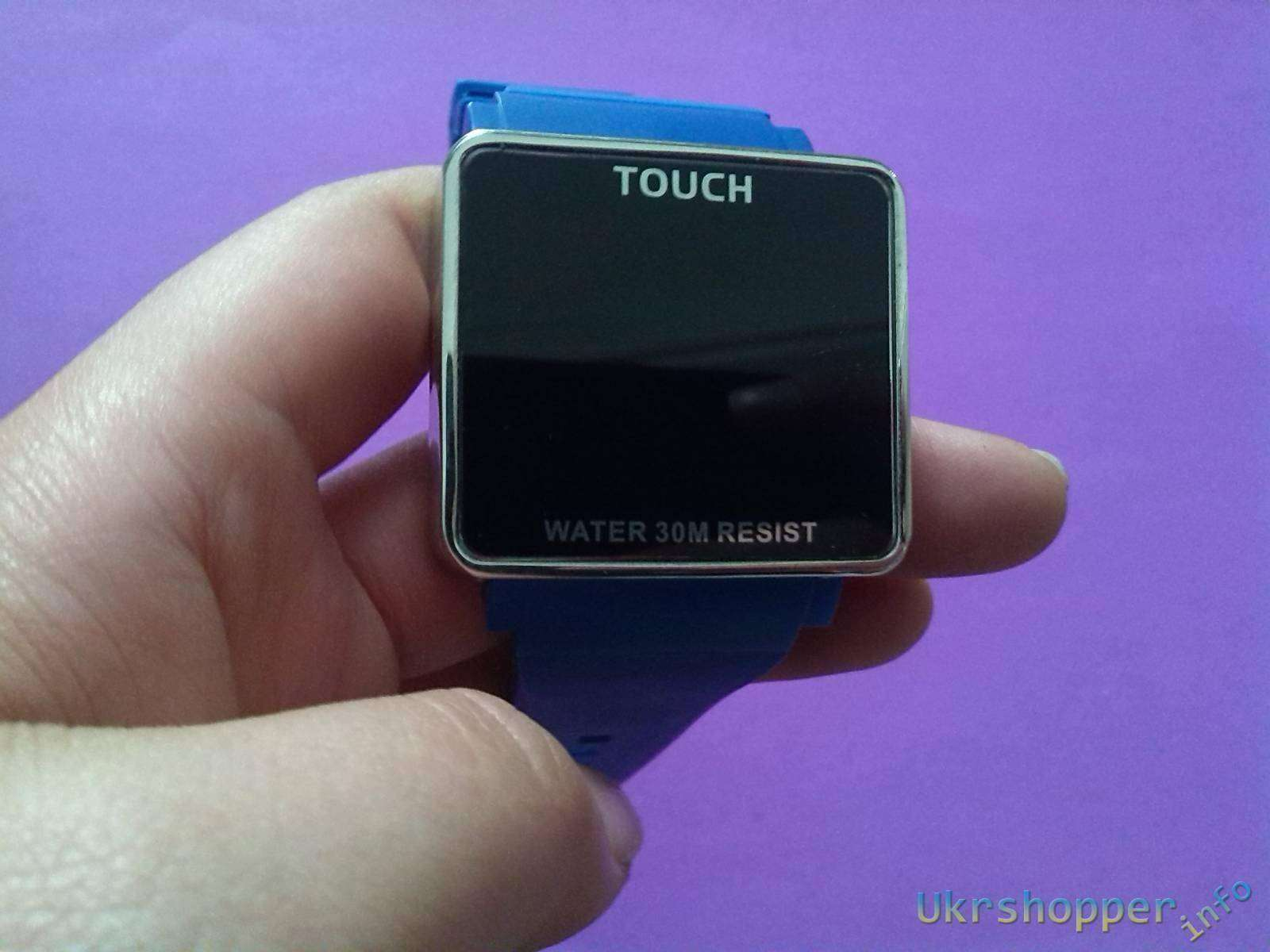 Aliexpress: Интересные недорогие LED часы