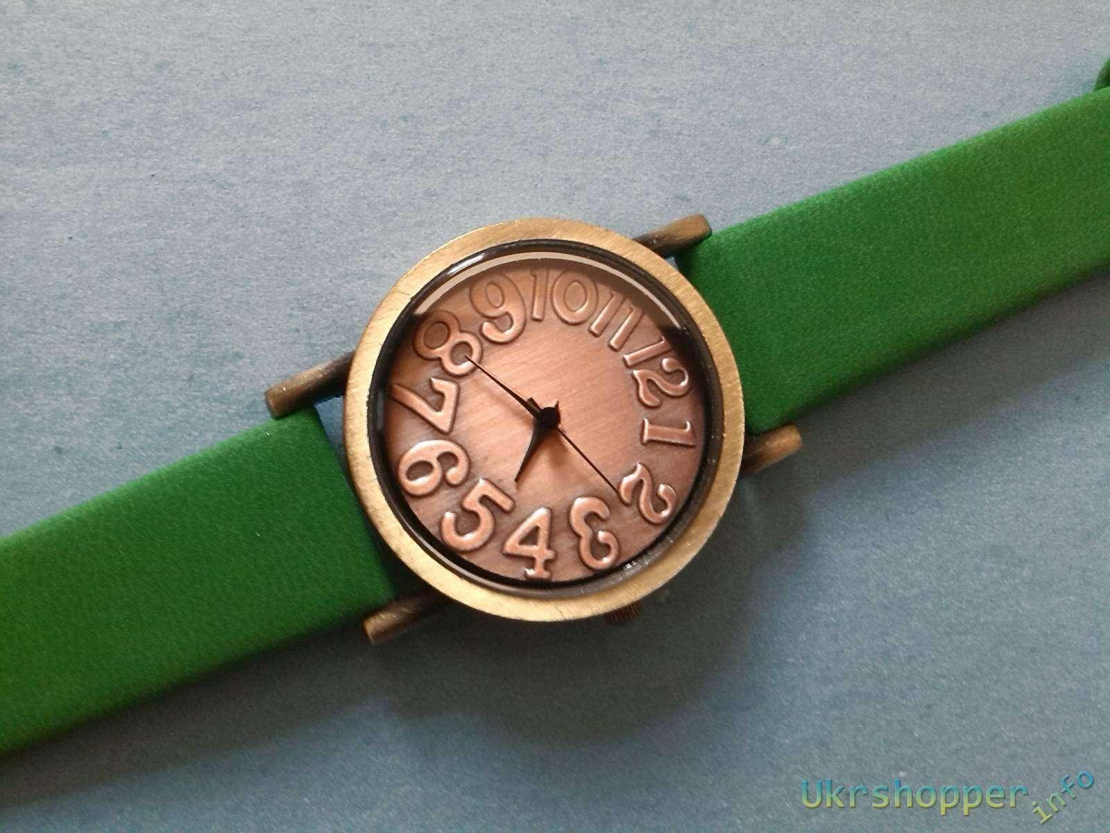 Aliexpress: Короткий обзор очень дешевых часов