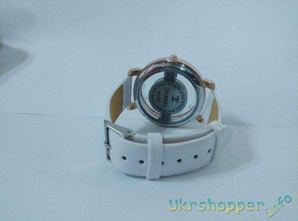 Popkind: Обзор реплики женских кварцевых часов Chanel 6010G