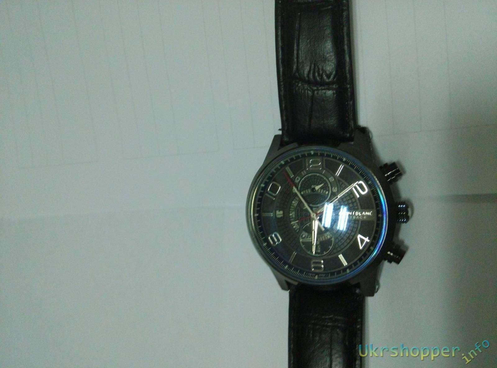 Popkind: Обзор мужских часов хронометра Montblanc Flyback 7175 с автоподзаводом