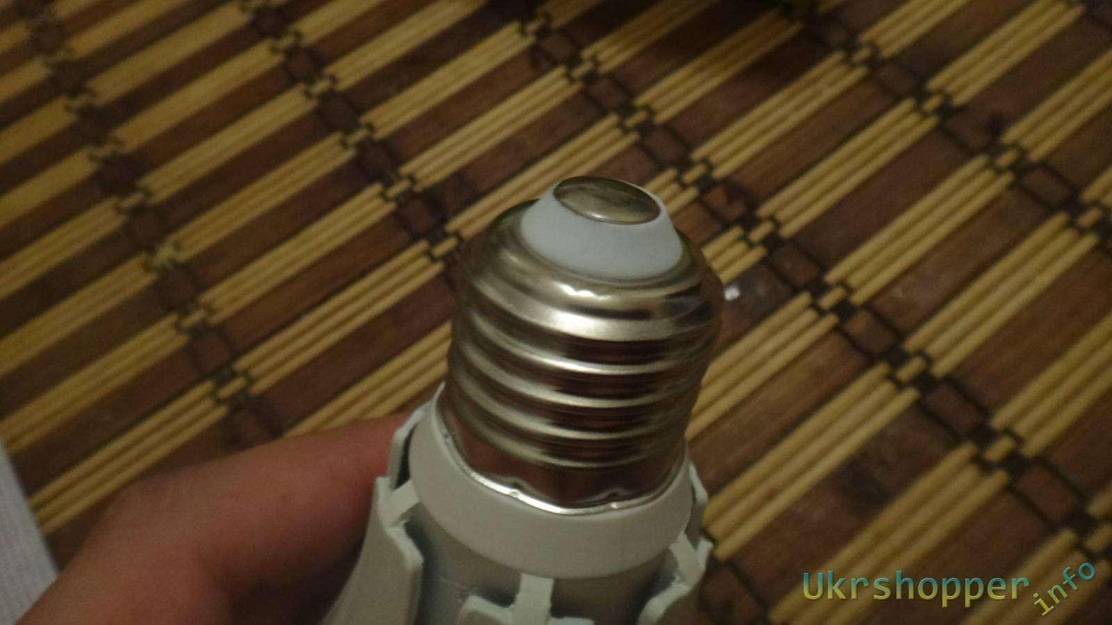Другие - Украина: Обзор качественной светодиодной лампы на 12W с цоколем Е27 GEEN LB-222