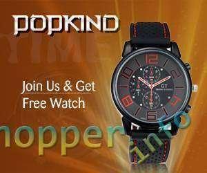 Popkind: Часы от popkind на шару - плати только за доставку