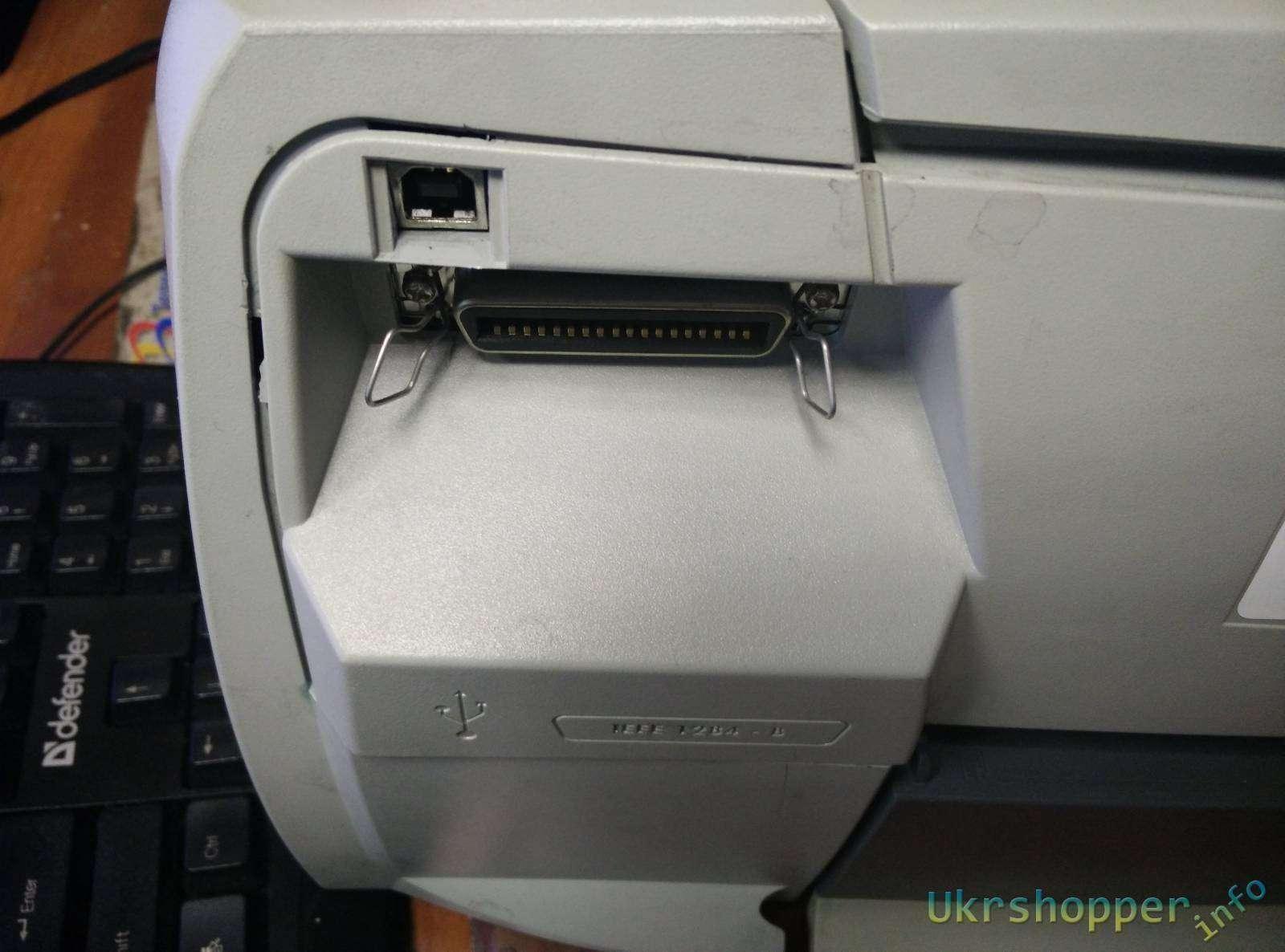 Своими руками переходник с lpt на usb для принтера