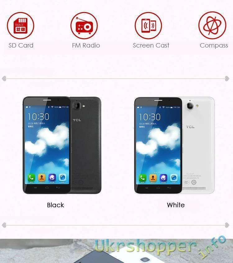 CooliCool: Купоны на популярные смартфоны THL 4000, THL T6 Pro и TCL S720