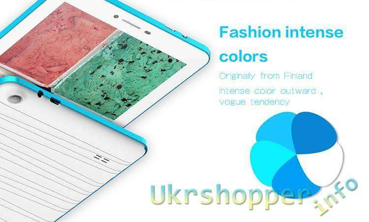 CooliCool: Акция планшет COLORFLY G708 MTK6592 Octa Core с 3G - 72$
