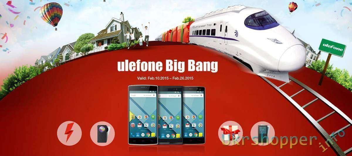 Смартфоны Ulefone огромная распродажа от CooliCool