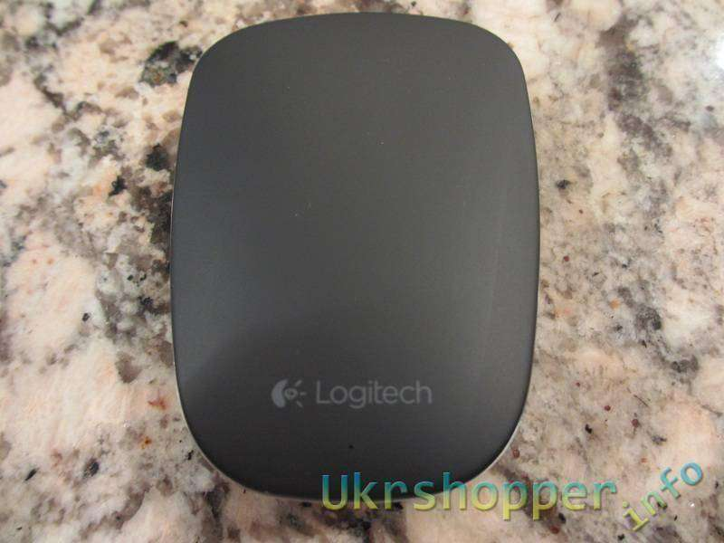 Amazon: Обзор супер мышки - Logitech Ultrathin Touch Mouse T630