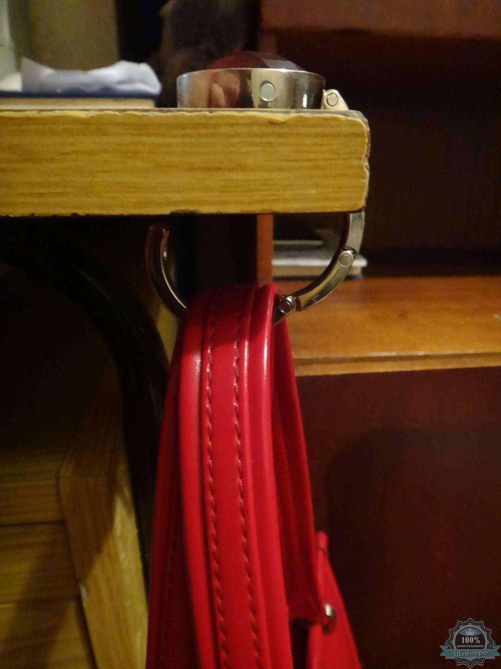 BuyinCoins: Обзор крючков для зонтов, пакетов и сумок