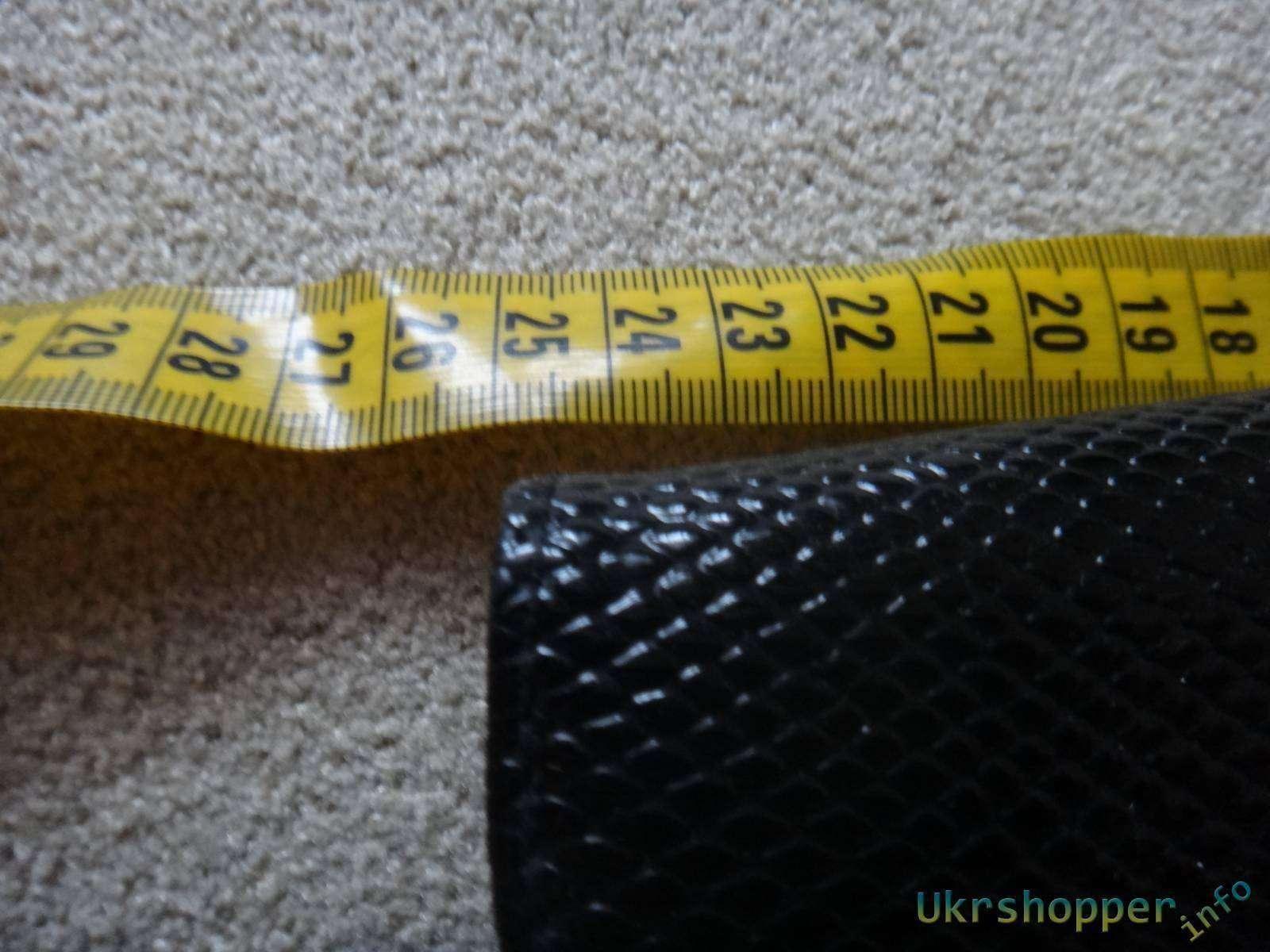 Ebay: Обзор хорошенького черного клатча