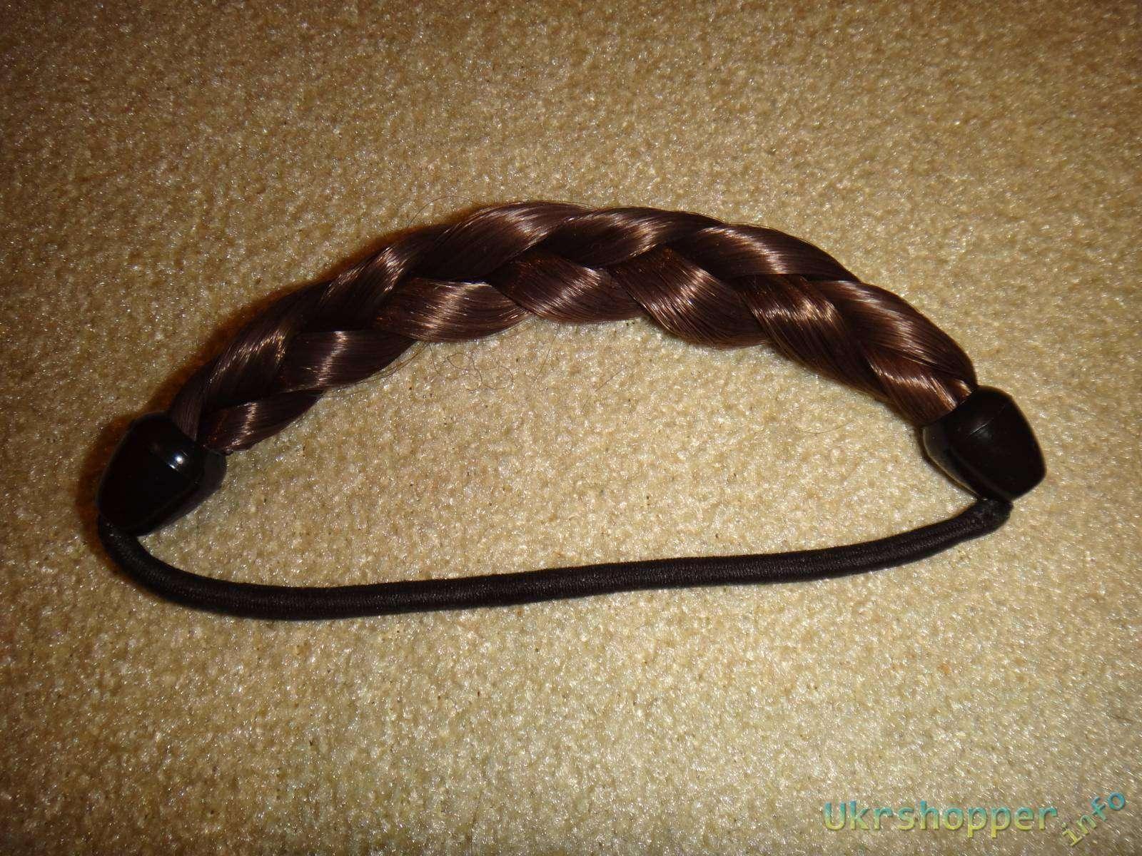 BuyinCoins: Обзор резинки для волос Коса