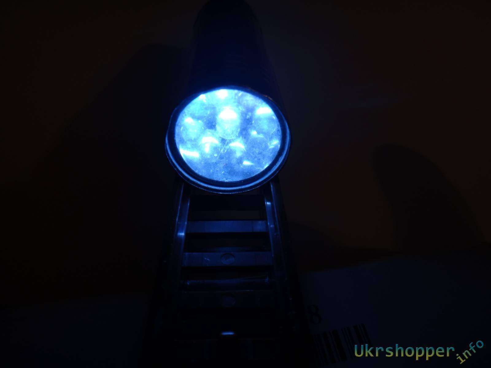 Aliexpress: Обзор карманного фонарика