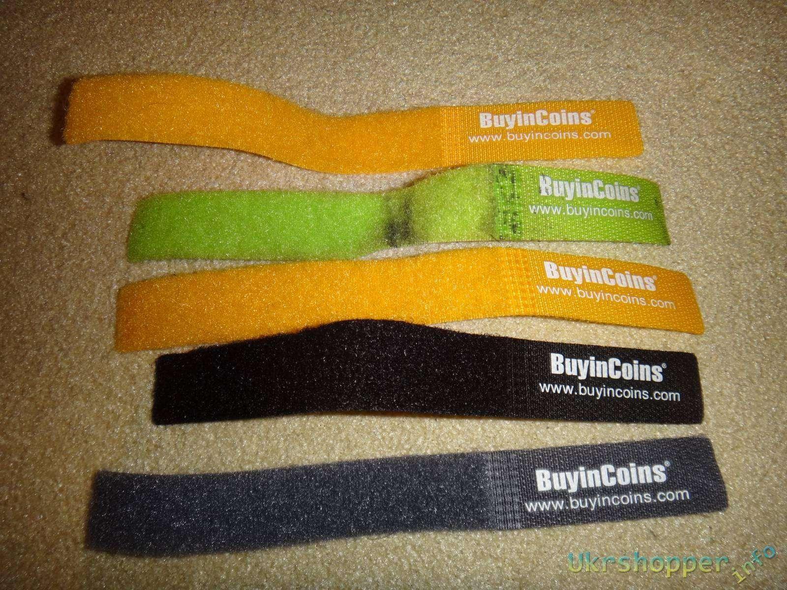 BuyinCoins: Обзор липких лент для наведения порядка в проводах