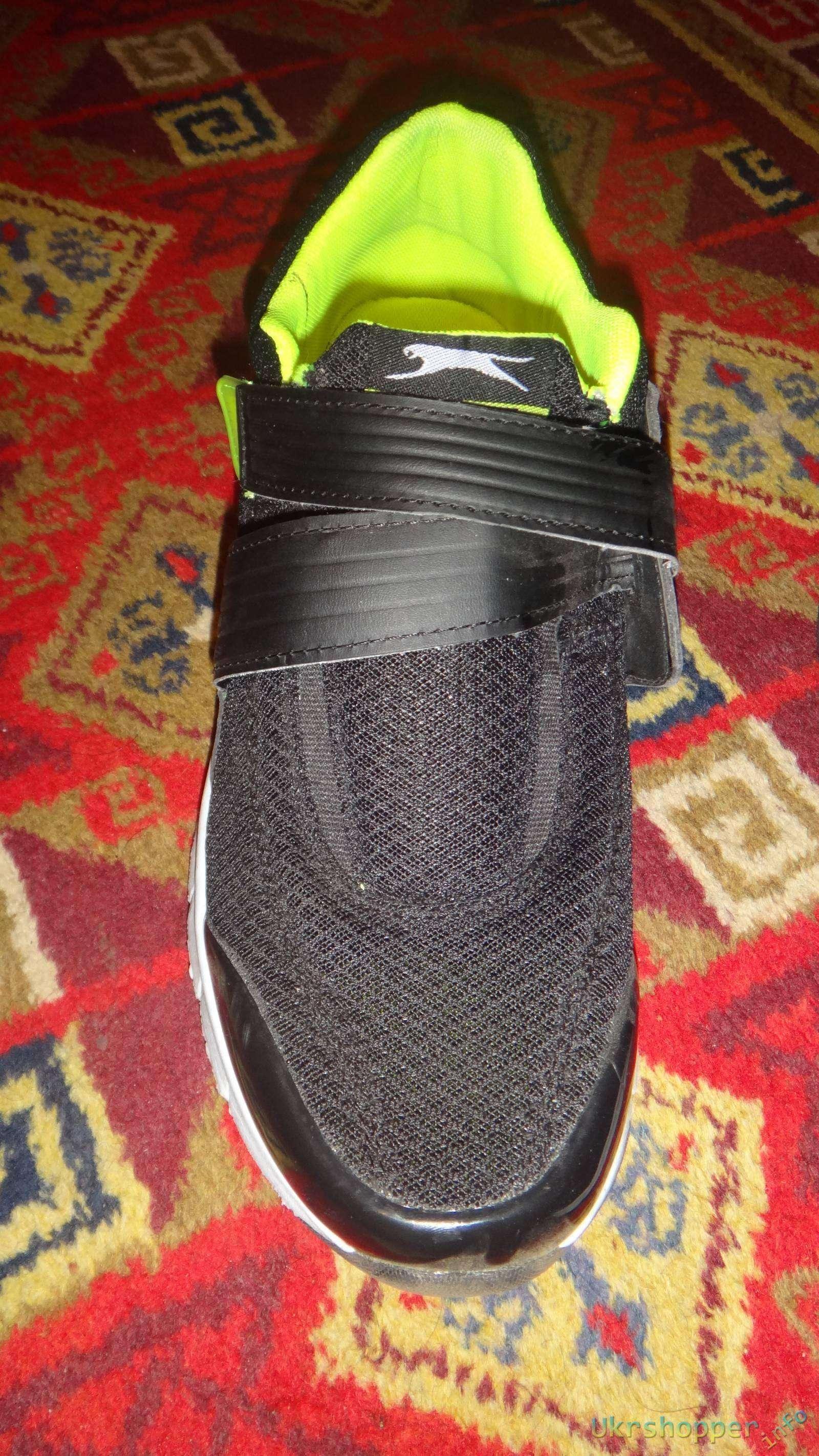 Sportsdirect: Обзор мужских летних кроссовок Slazenger