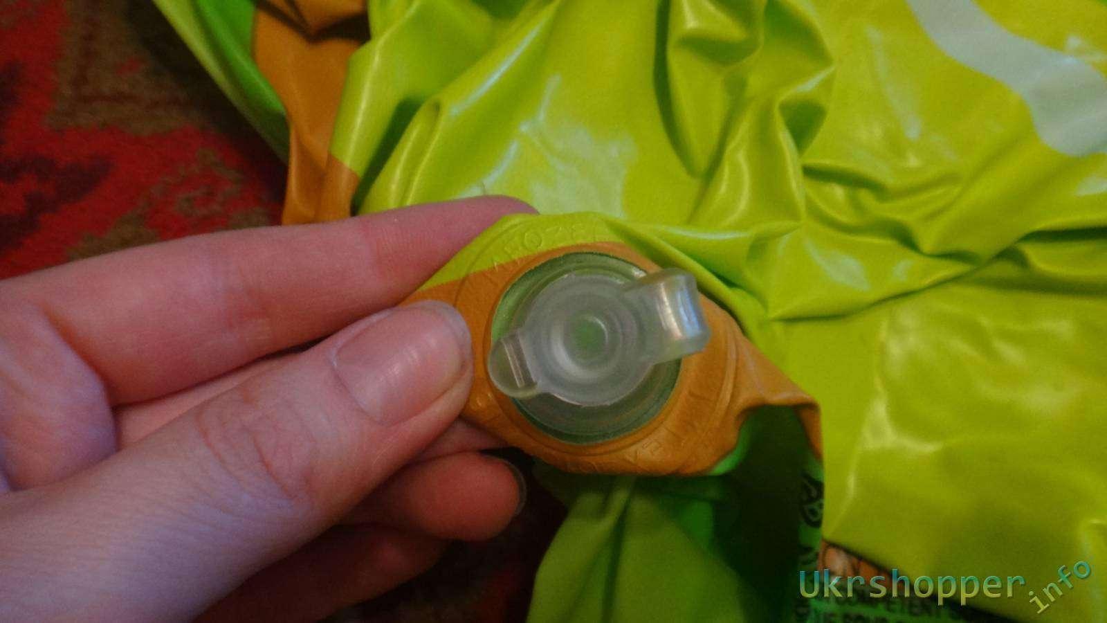 Amazon: Обзор детского бассейна фирмы Intex 'Черепаха'