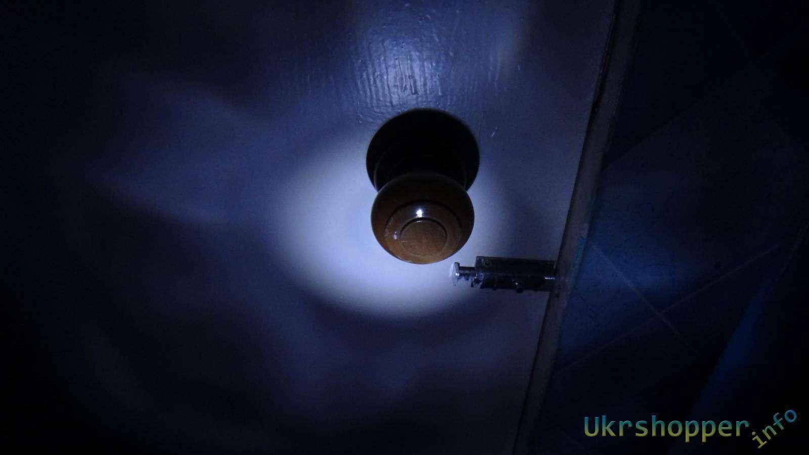 Aura Buy: Обзор мини фонарика купленного по акции за 0,01 цент