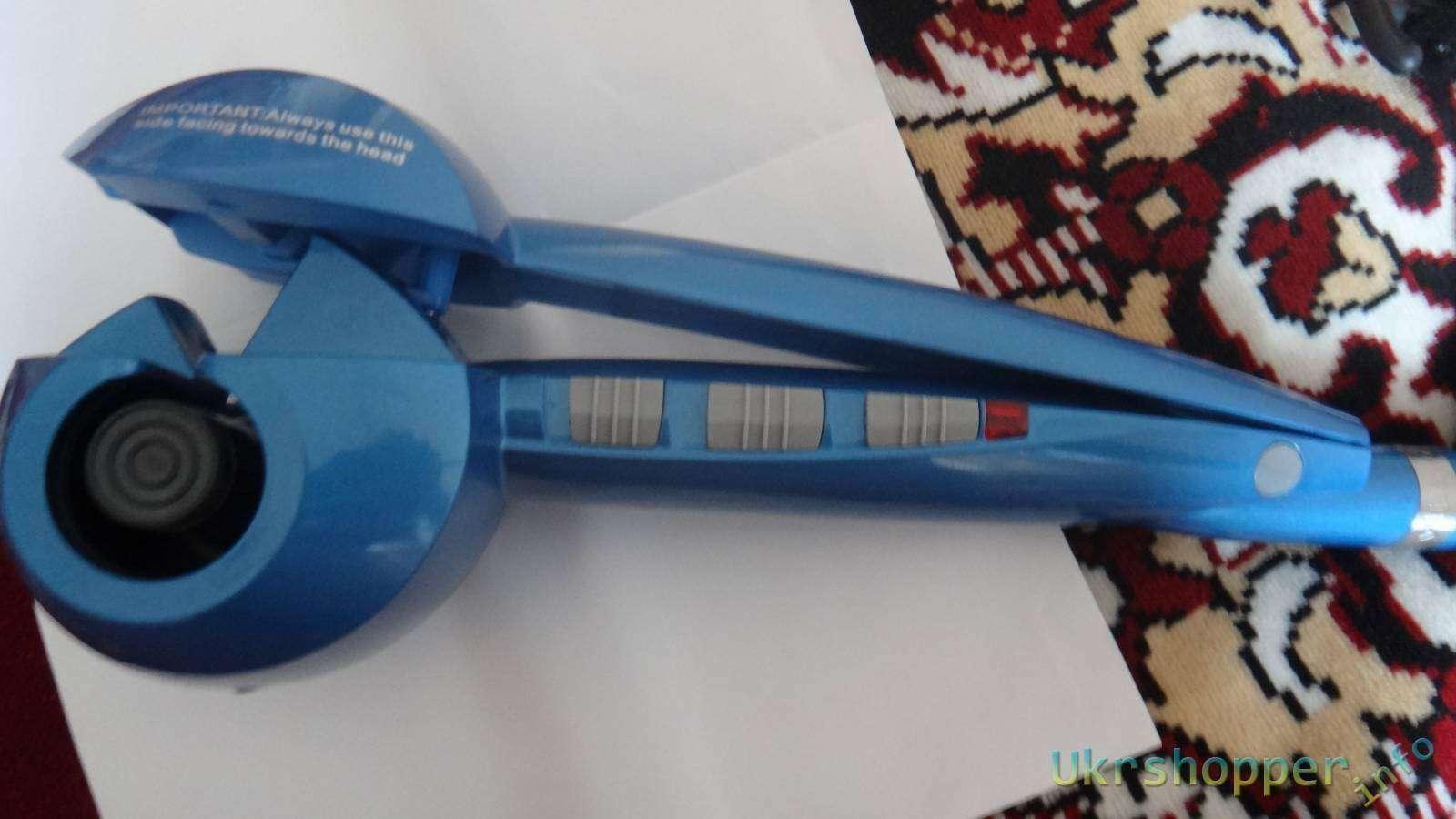 DD4: Обзор Babyliss PRO - Совершенной машинки для создания локонов MiraCurl the Perfect Curling Machine