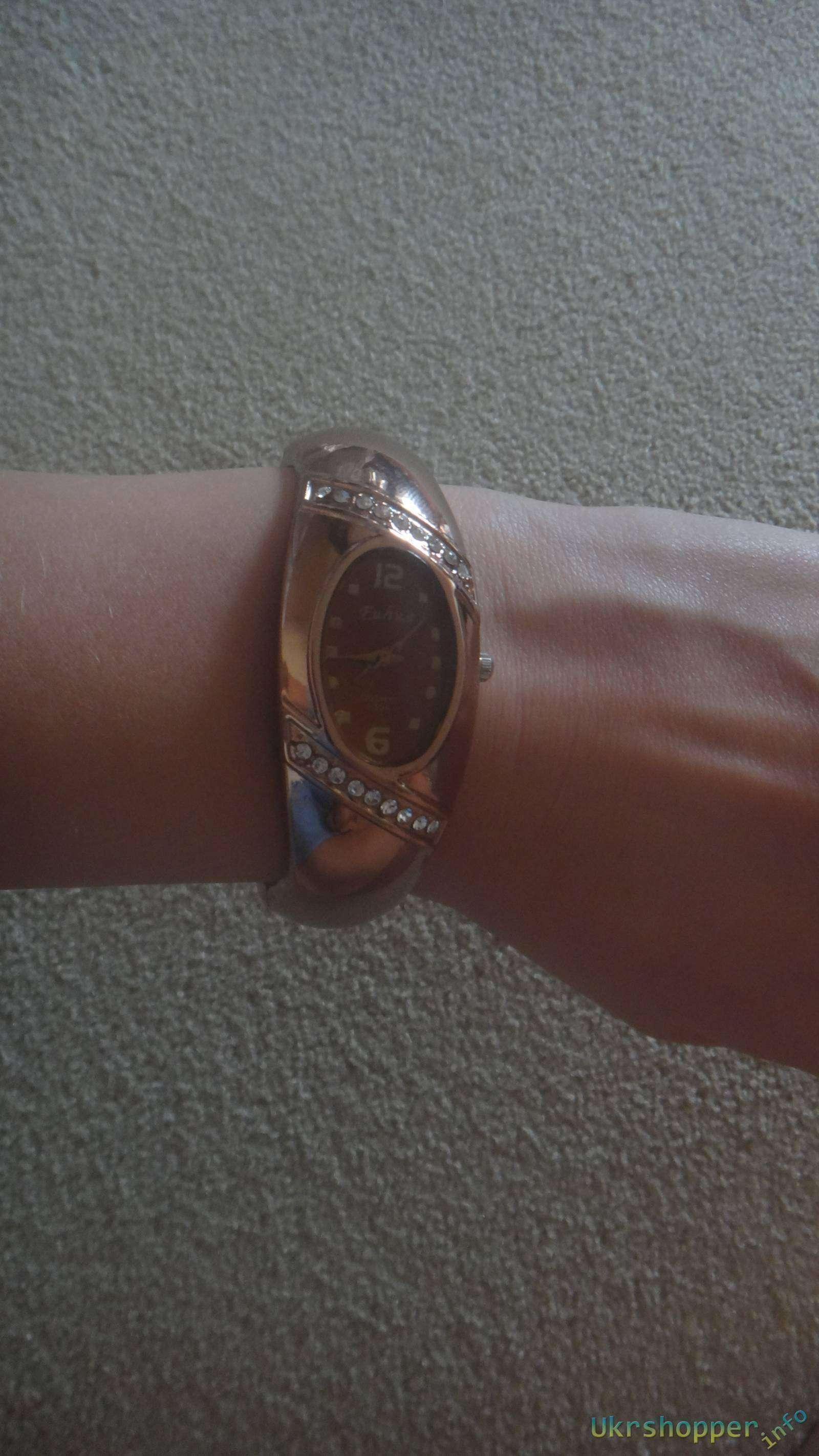 Comebuy.com: Обзор  часов-браслета с кварцевым механизмом