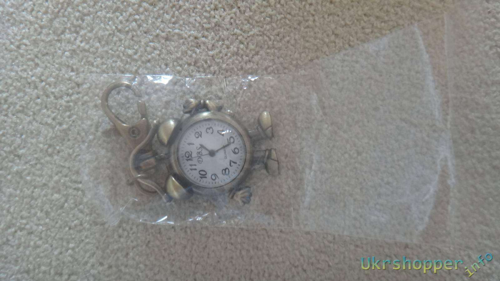 Comebuy.com: Обзор часов-брелка 'Будильник'