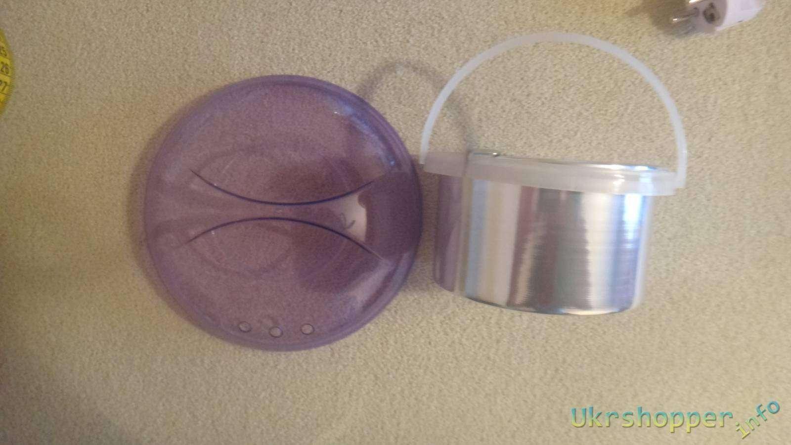 TinyDeal: Обзор недорогого электрического баночного воскоплава Pro-Wax 100
