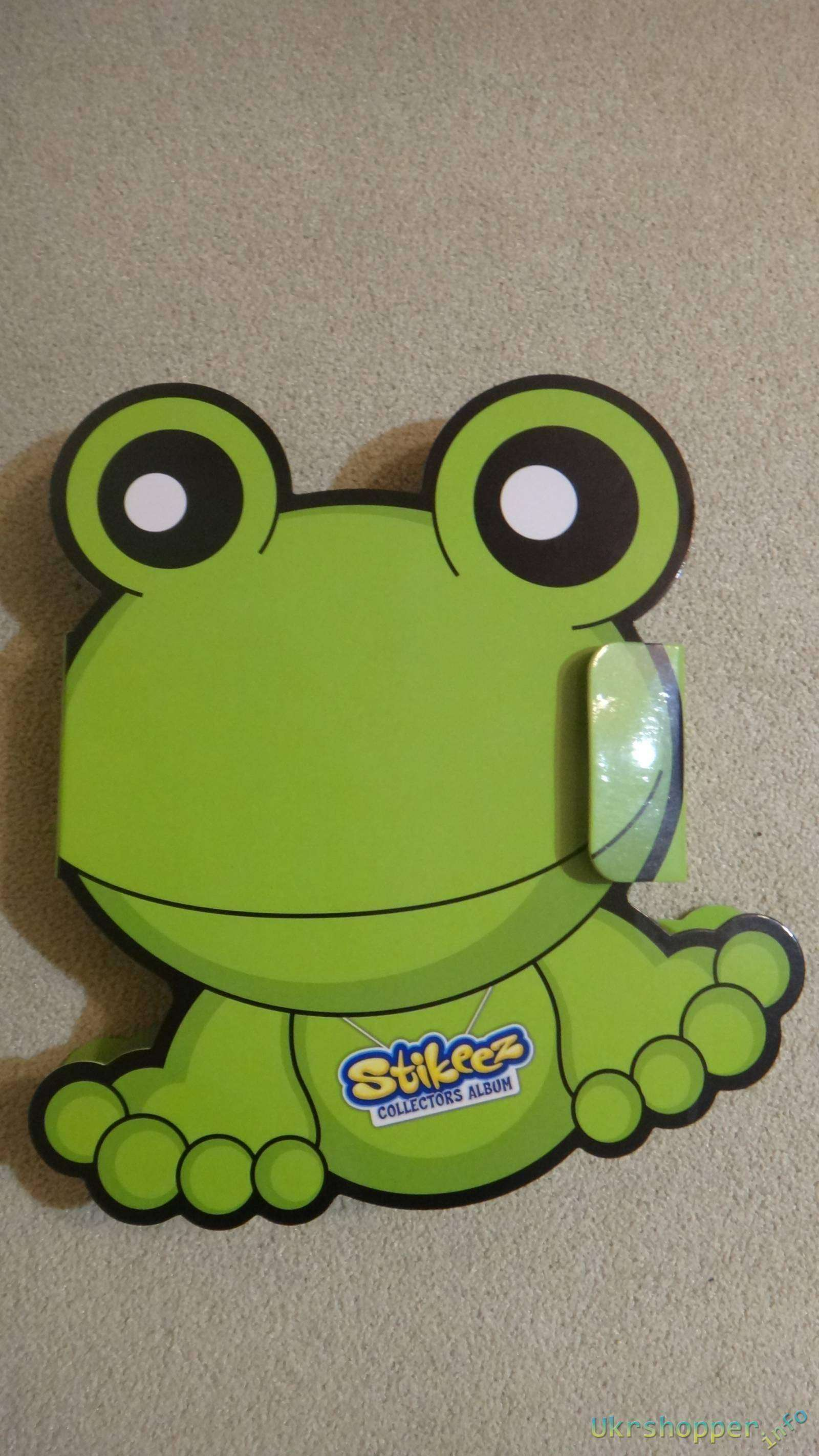 Обзор коллекции Stikeez (липучек-игрушек) из Сильпо