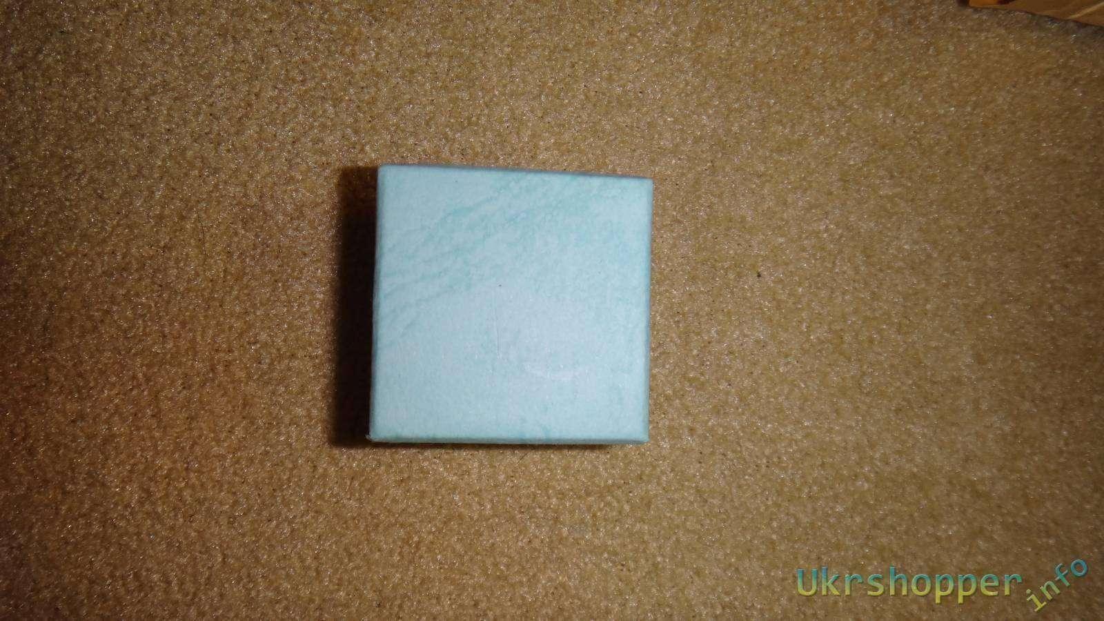 Aliexpress: Обзор комплекта украшений из стерлингового серебра 925 пробы