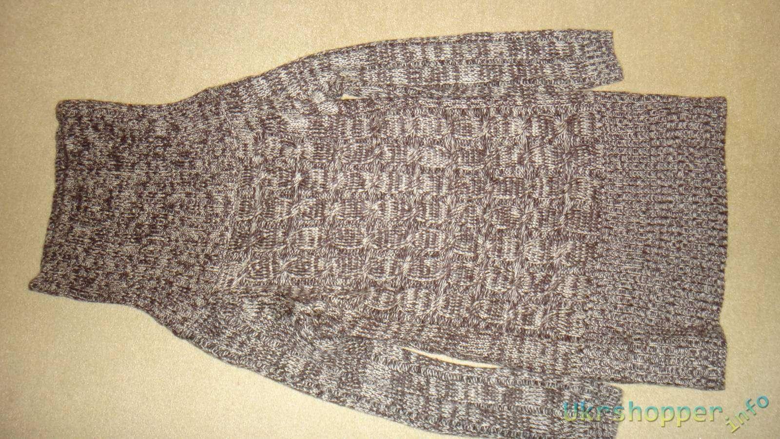 TinyDeal: Обзор женского шерстяного платья-туники