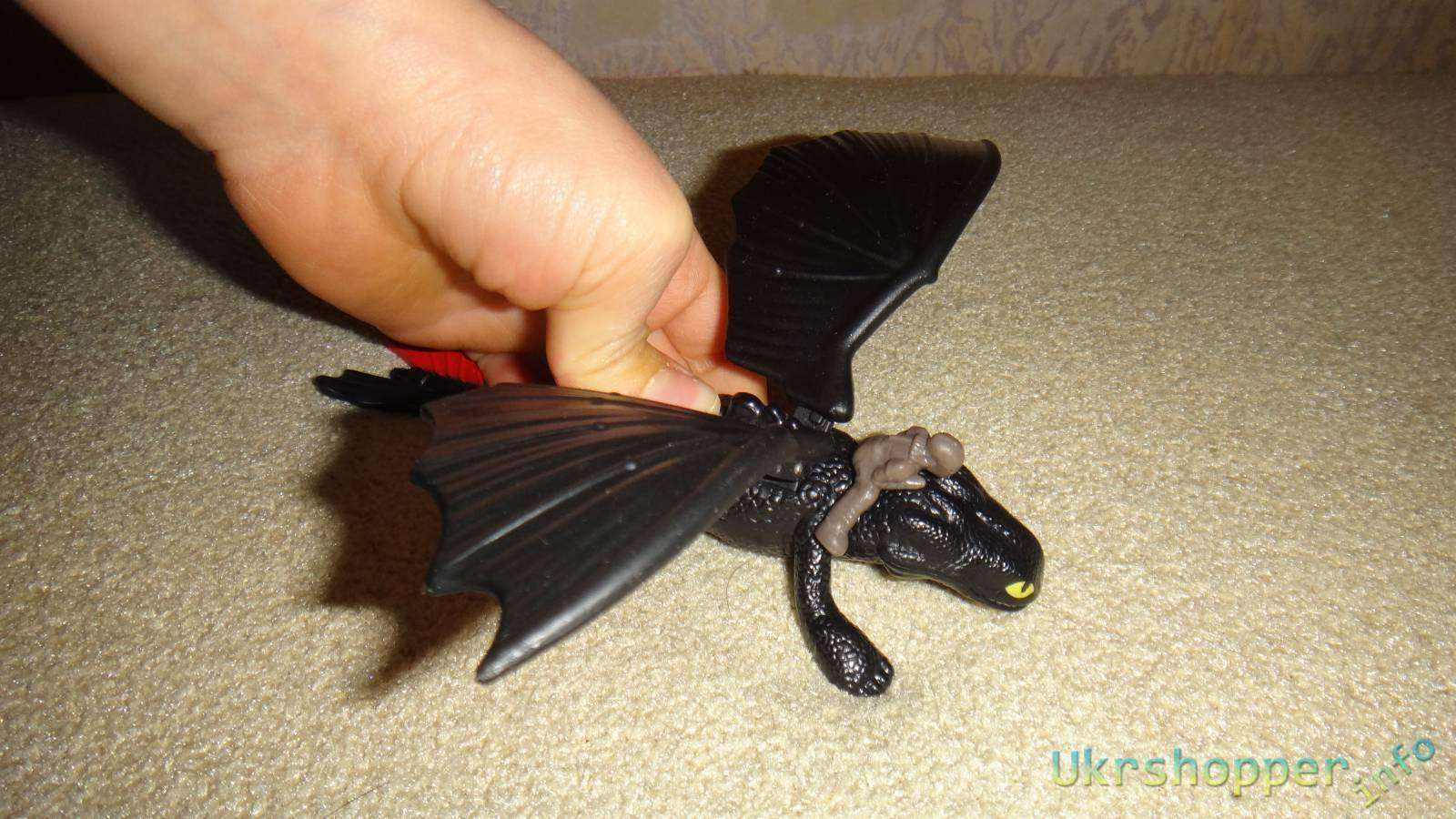 Другие: Обзор коллекции драконов из серии Хэппи Мил 'Как приручить дракона-2'