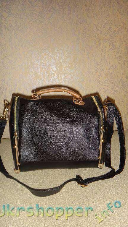 EachBuyer: Обзор черной женской сумки