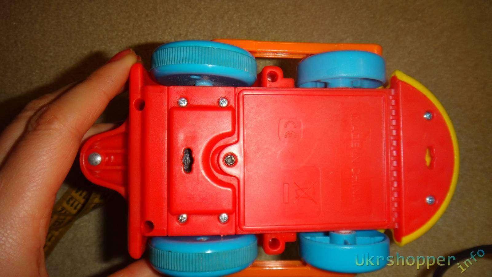 Сокол: Обзор железной дороги ТМ Kiddieland для малышей