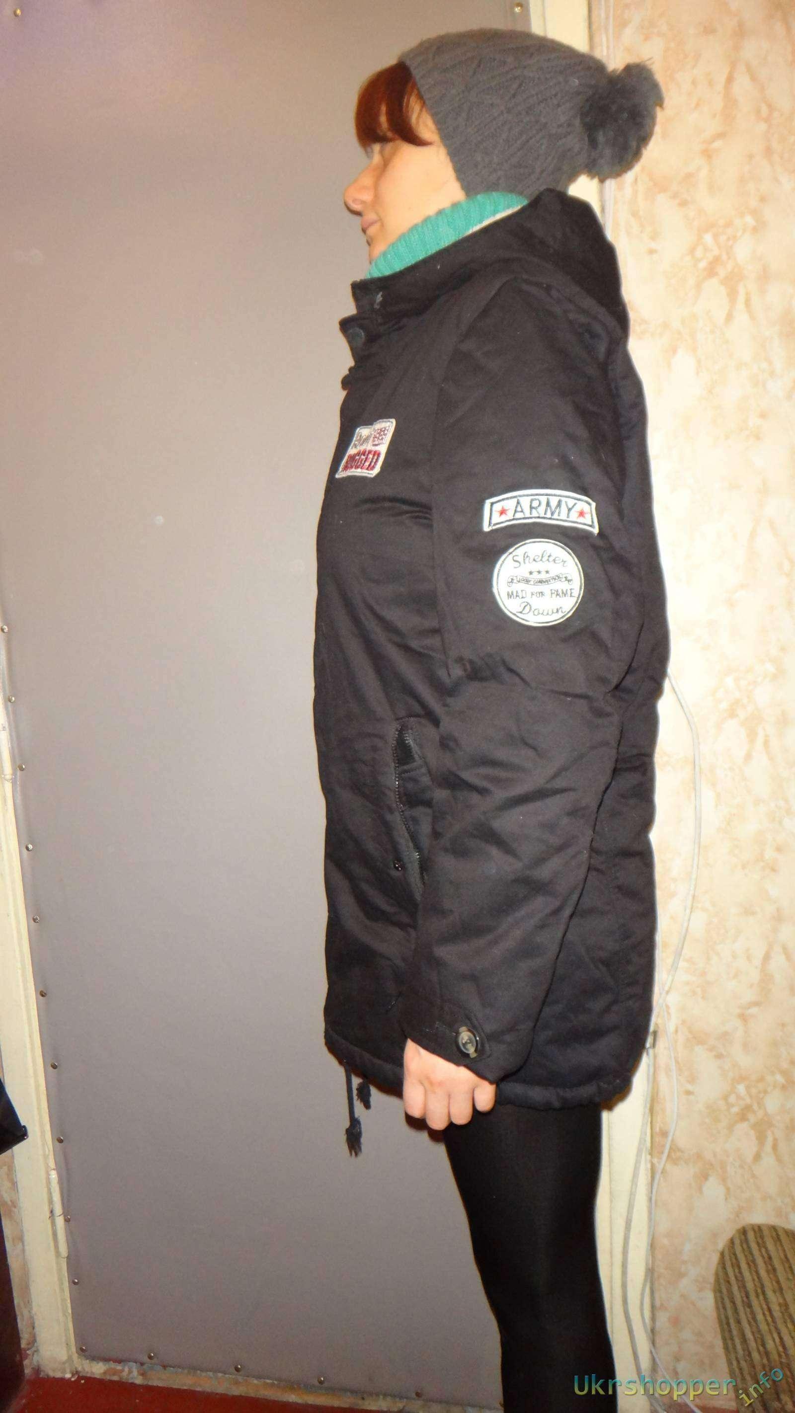 CooliCool: Обзор мужской куртки- парки, которая понравилась и подошла больше мне