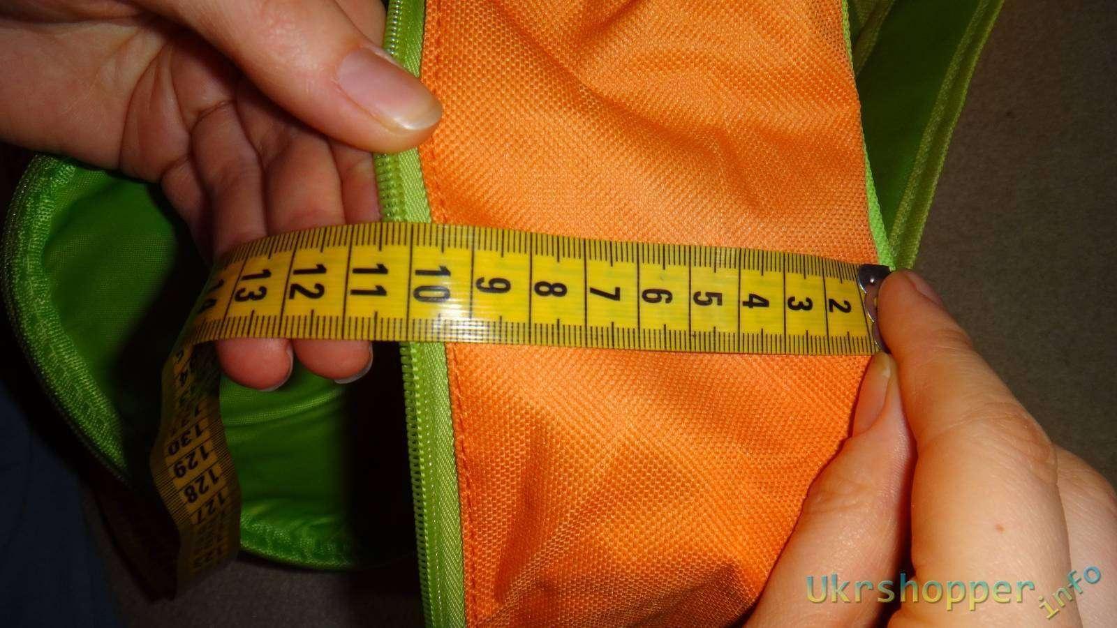 EachBuyer: Обзор детского рюкзака 'Кот'