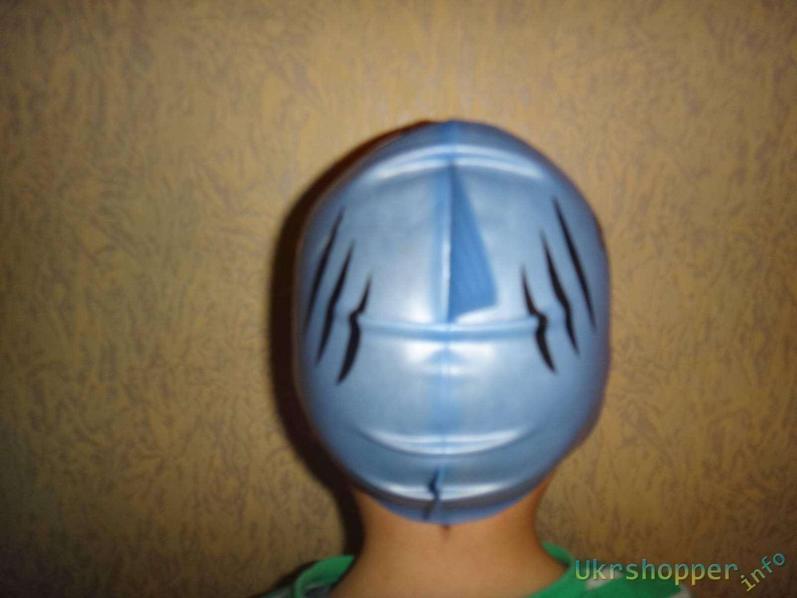 Decathlon: Обзор детской силиконовой шапочки