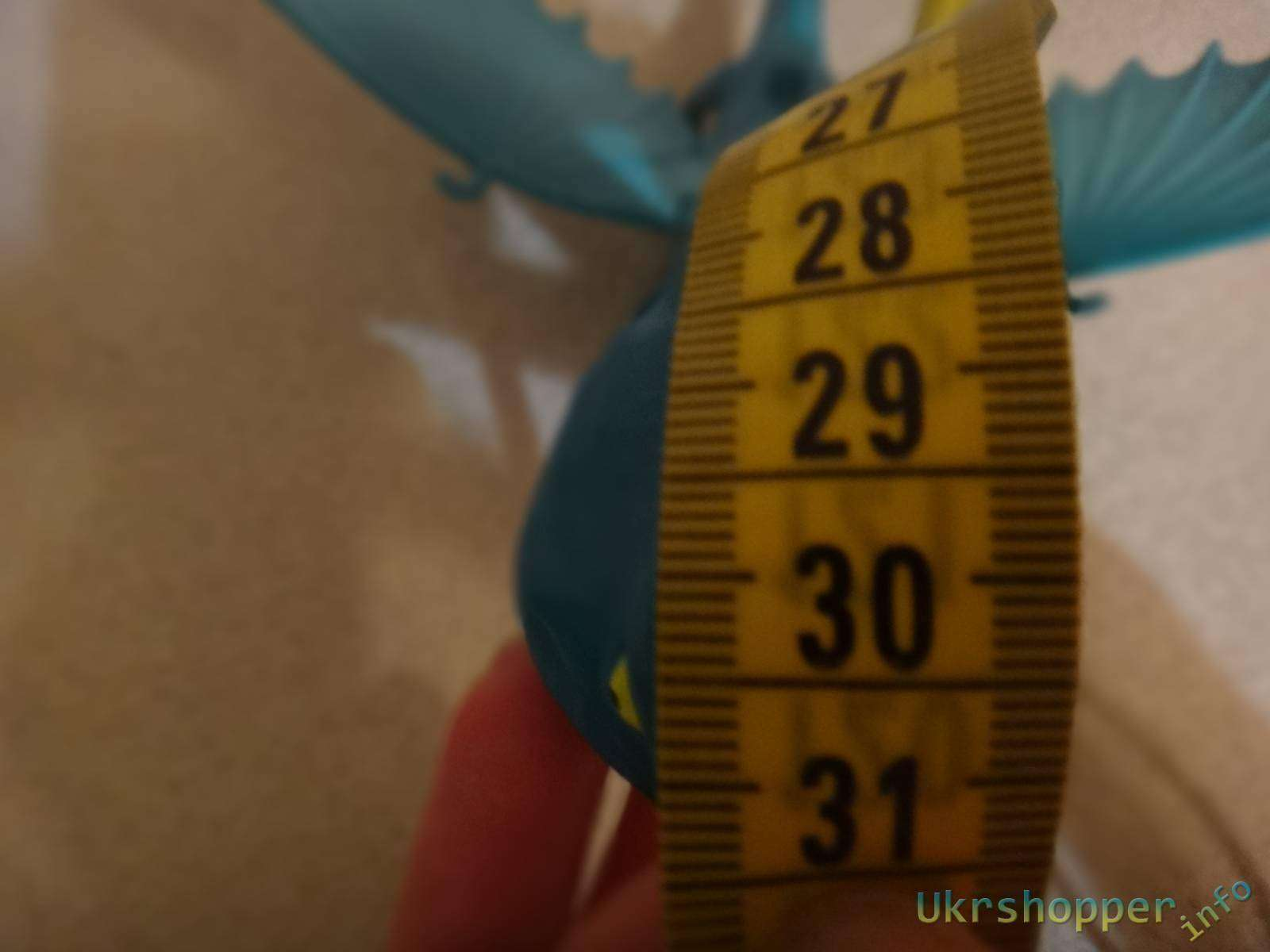Amazon: Обзор дракона Dreamworks с названием Кипятильник из мультфильма 'Всадники Олуха'