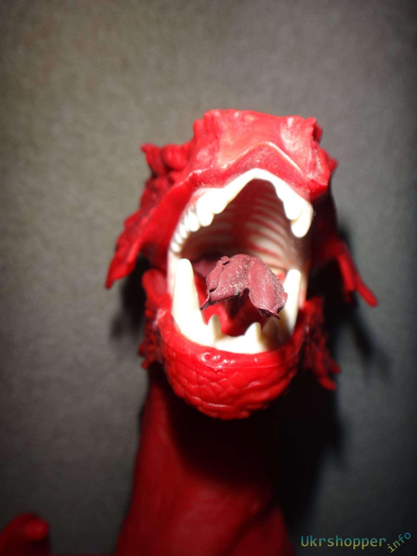 Amazon: Обзор большого дракона на радиоуправлении
