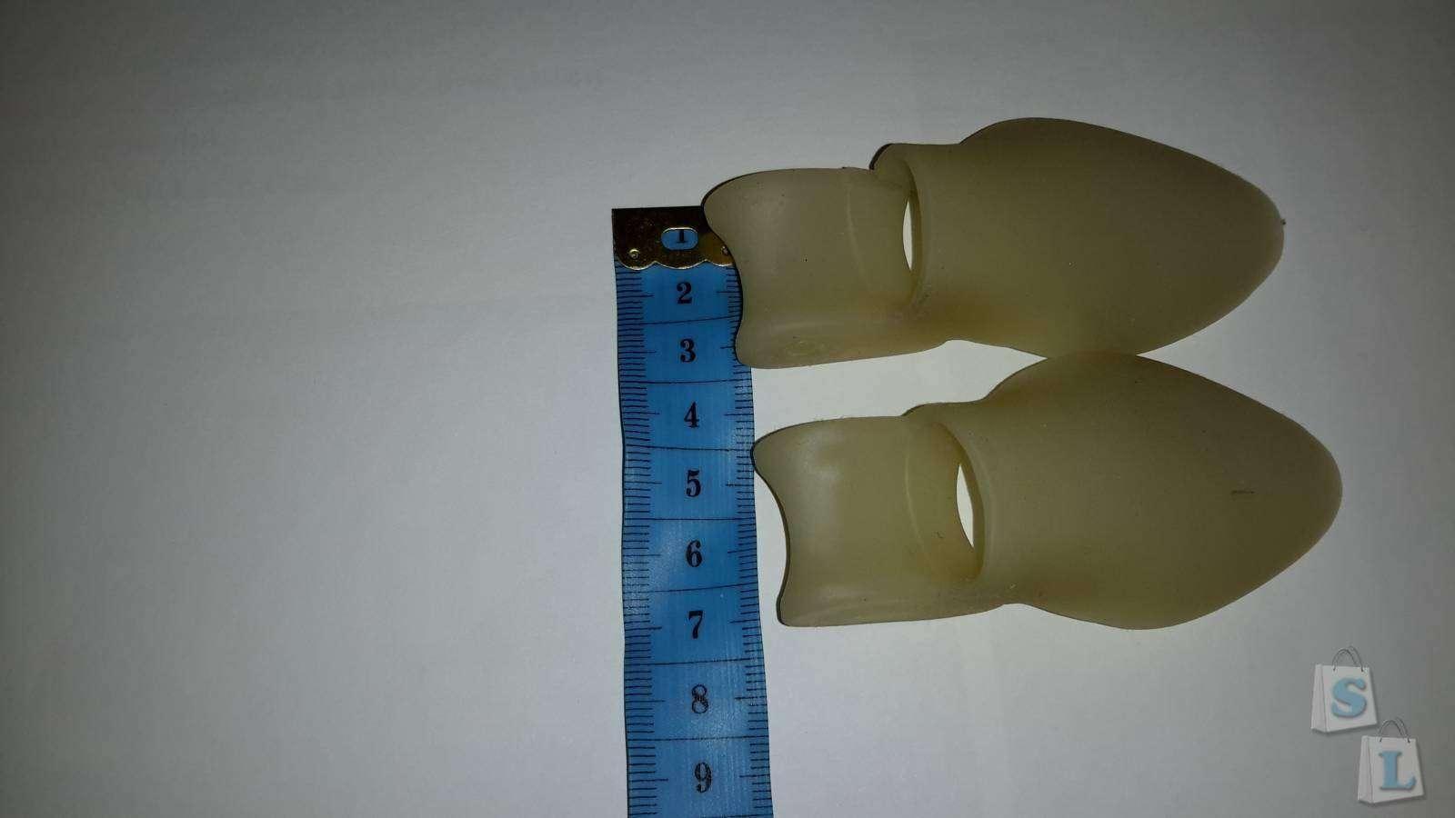 TinyDeal: Обзор фиксатора для коррекции деформированного большого пальца
