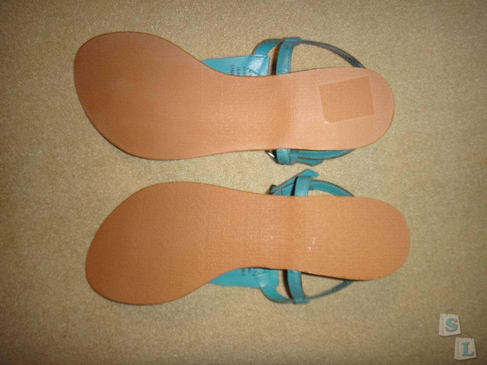 Обзор летних женских сандалий купленных на распродаже с сайта 6pm TM Coconuts by Matisse Valencia