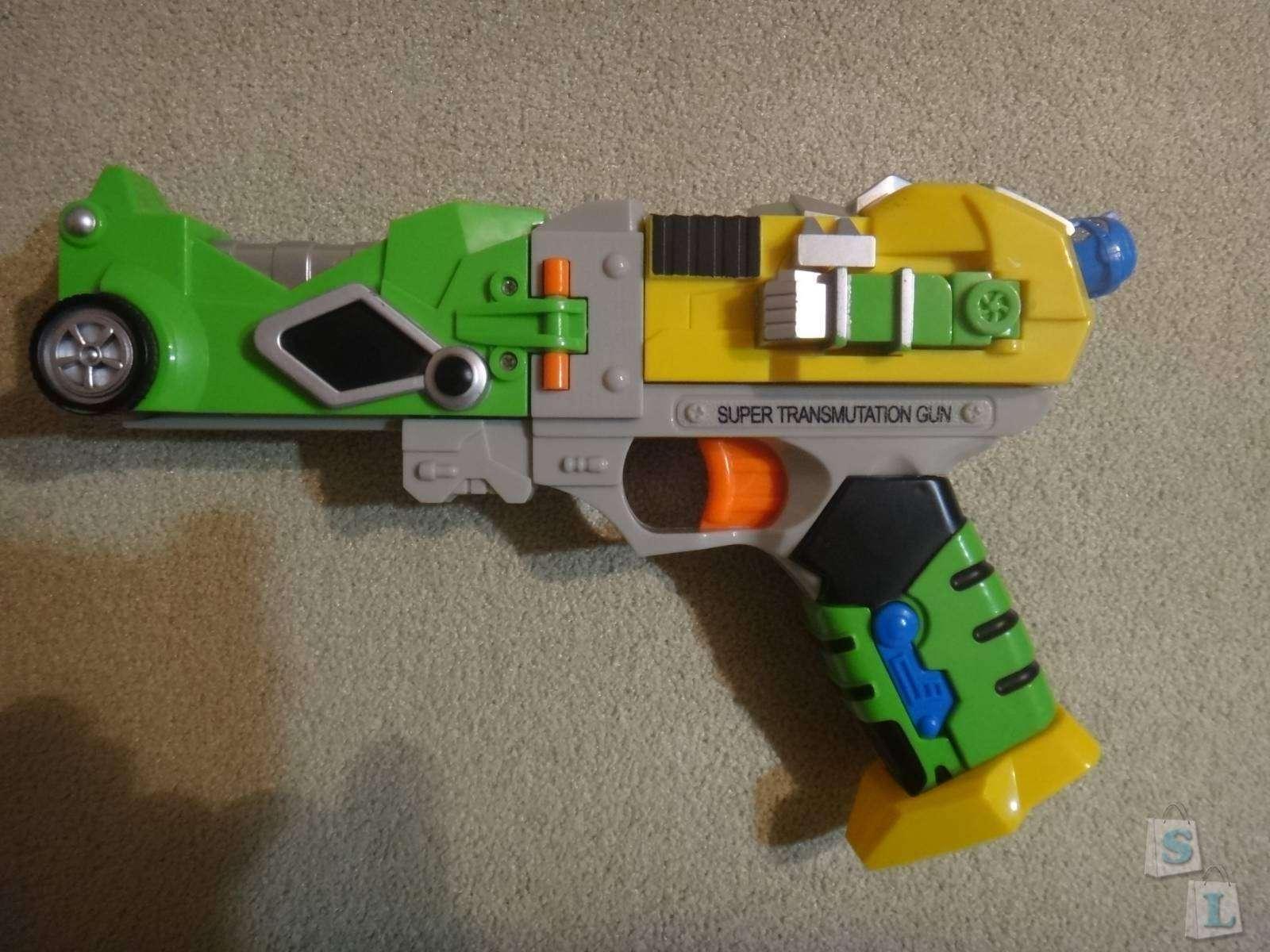 Banggood: Обзор пулек для пистолета
