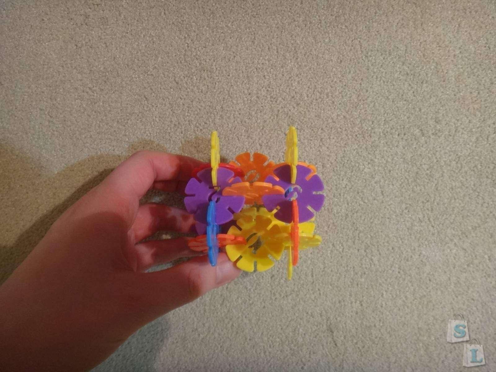 Banggood: Обзор детского пластикового конструктора