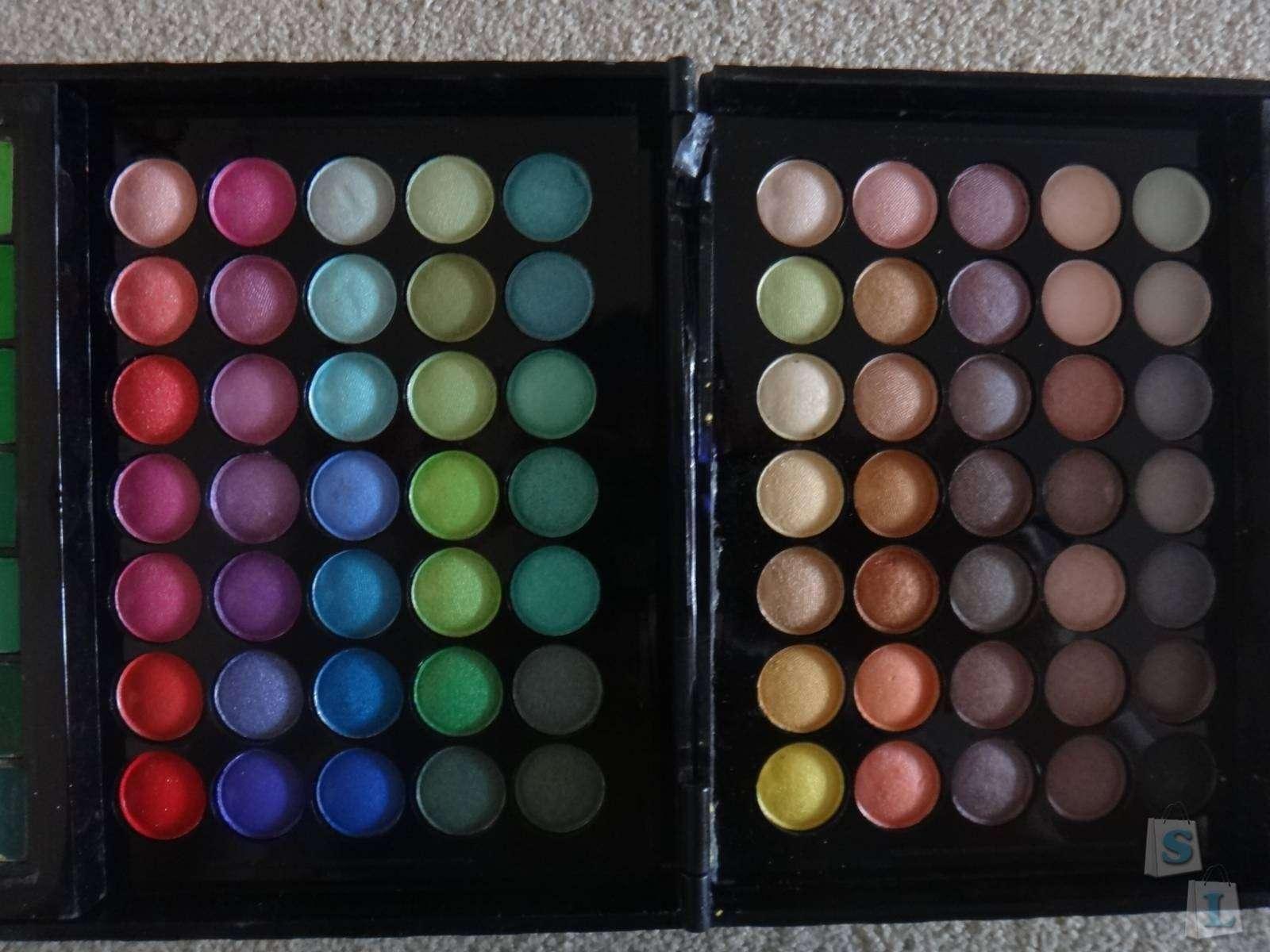 DealExtreme: Обзор палетки на 177 цветов  для любительниц экспериментировать