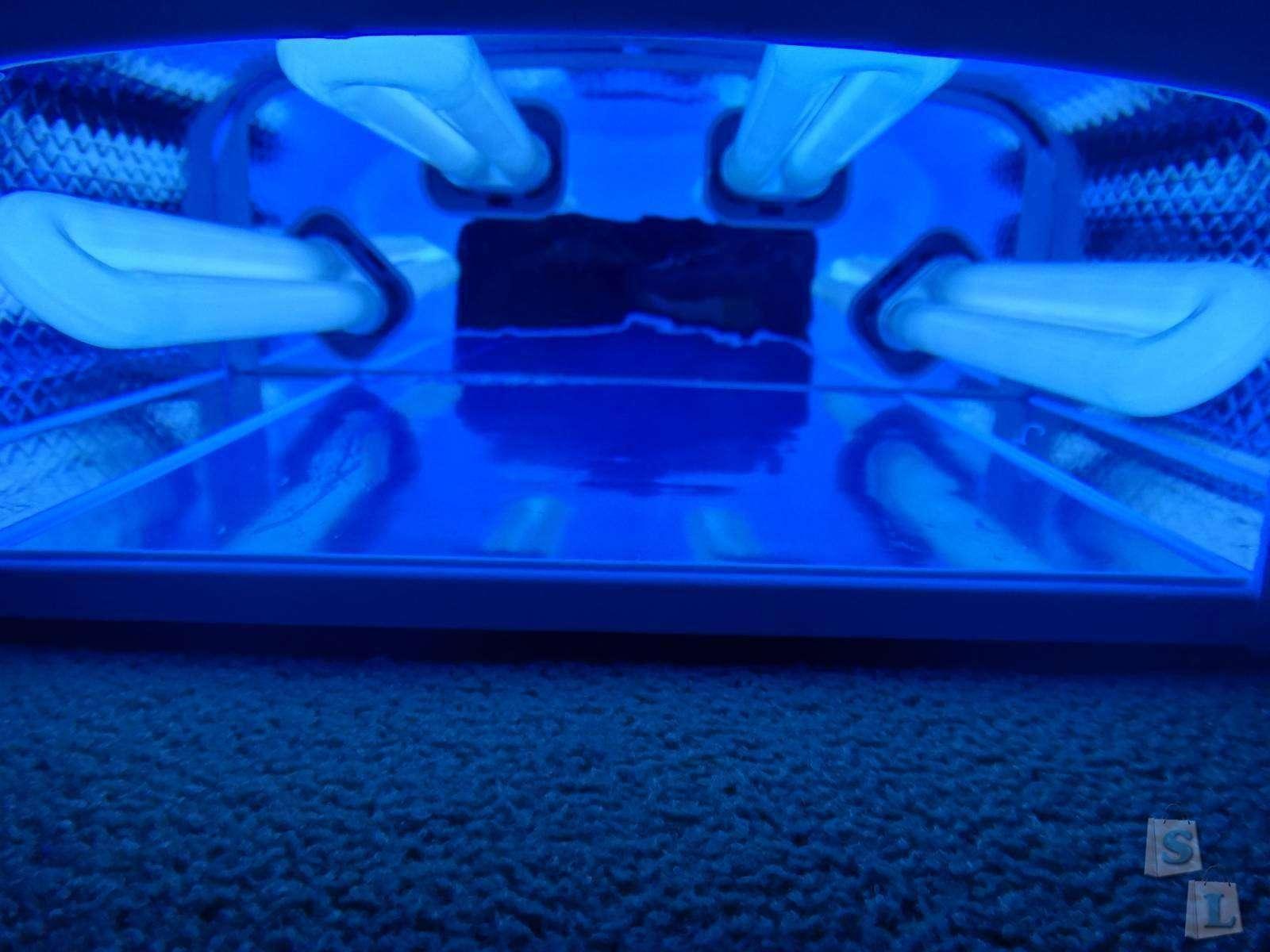 EachBuyer: Обзор UV лампы  с таймером ,для сушки гель лаков- 36W