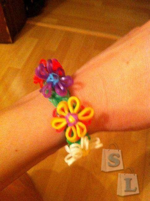 GearBest: Обзор набора резинок для плетения браслетов с часами