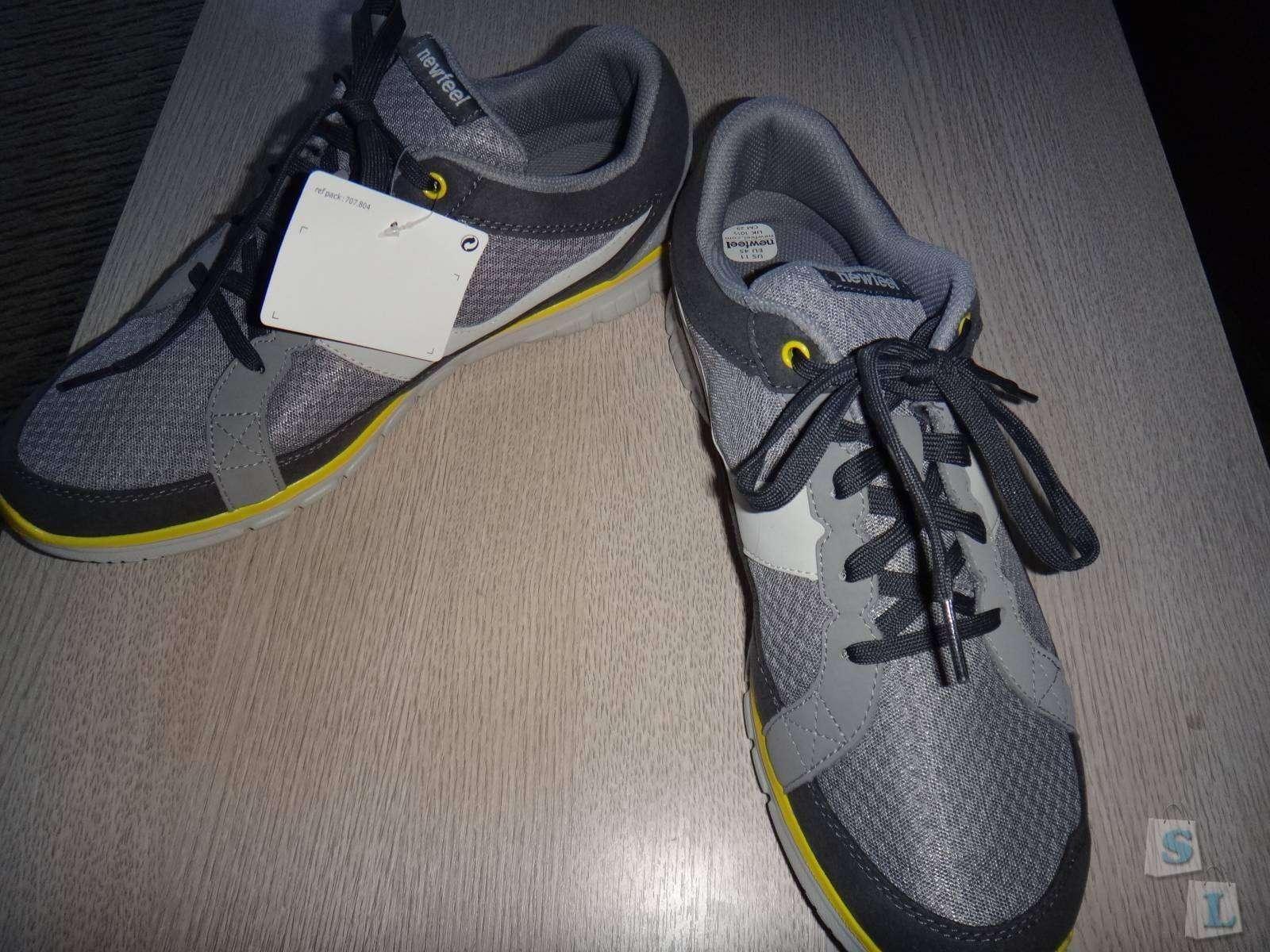 Decathlon: Обзор летних мужских кроссовок NEWFEEL из магазина Декатлон