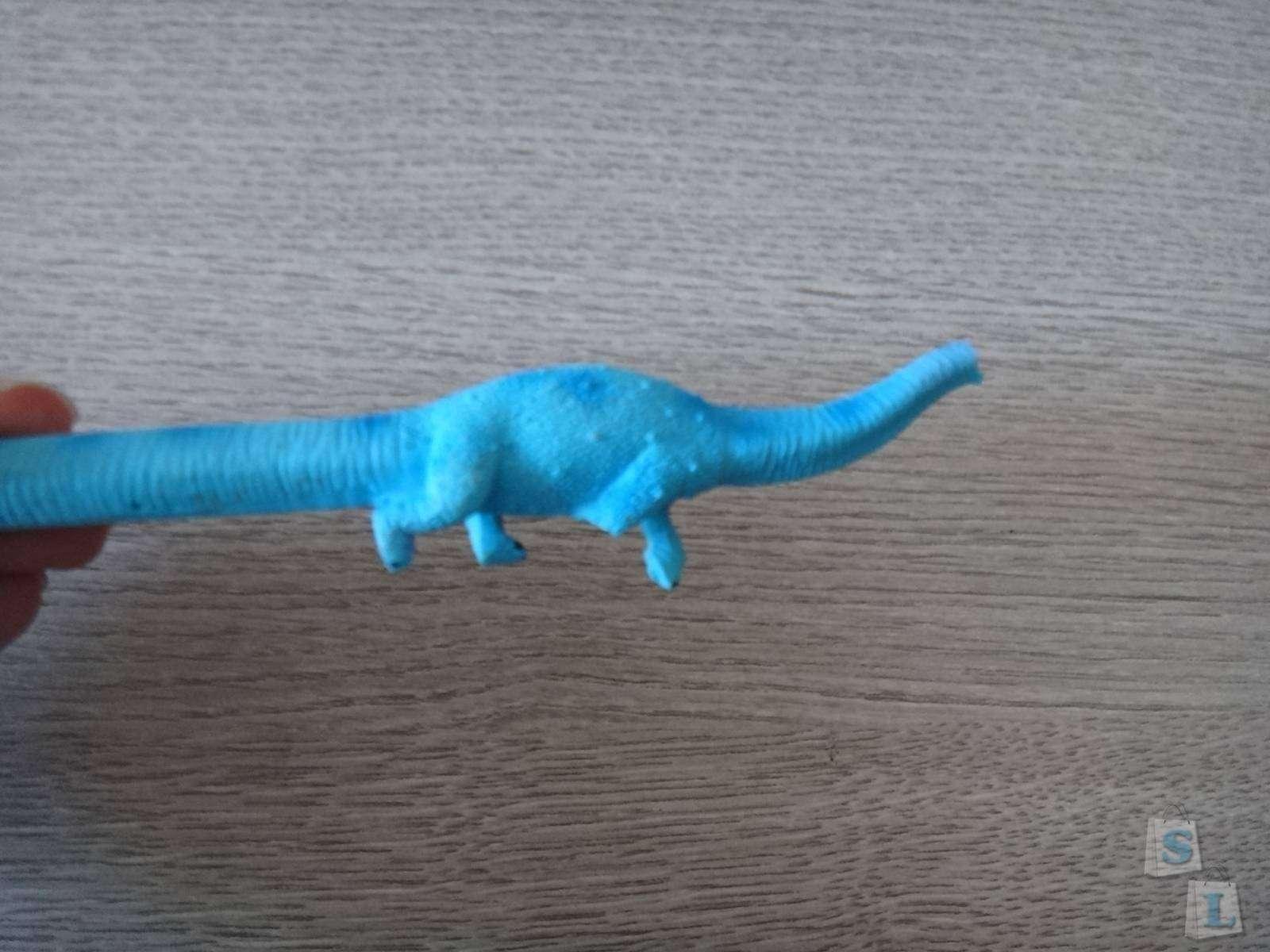 Другие - США: Обзор ручек с фигурками динозавров. Часть 2