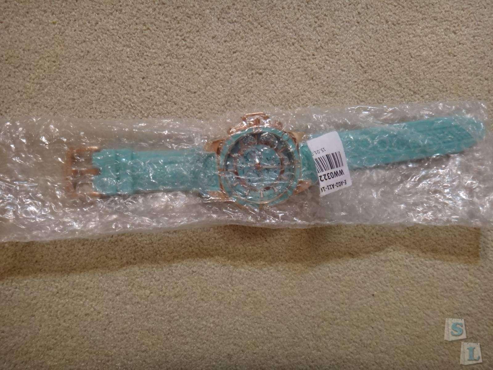 GearBest: Обзор женских часов с силиконовым браслетом