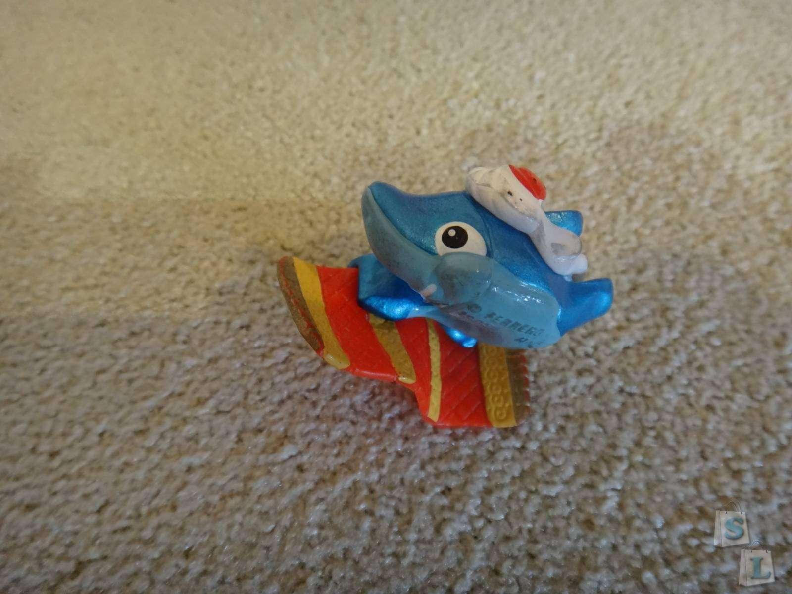 Другие: Обзор детской настольной игры 'Эй, это моя рыба' (сделанной собственноручно) польской фирмы «Гранна» (Granna)