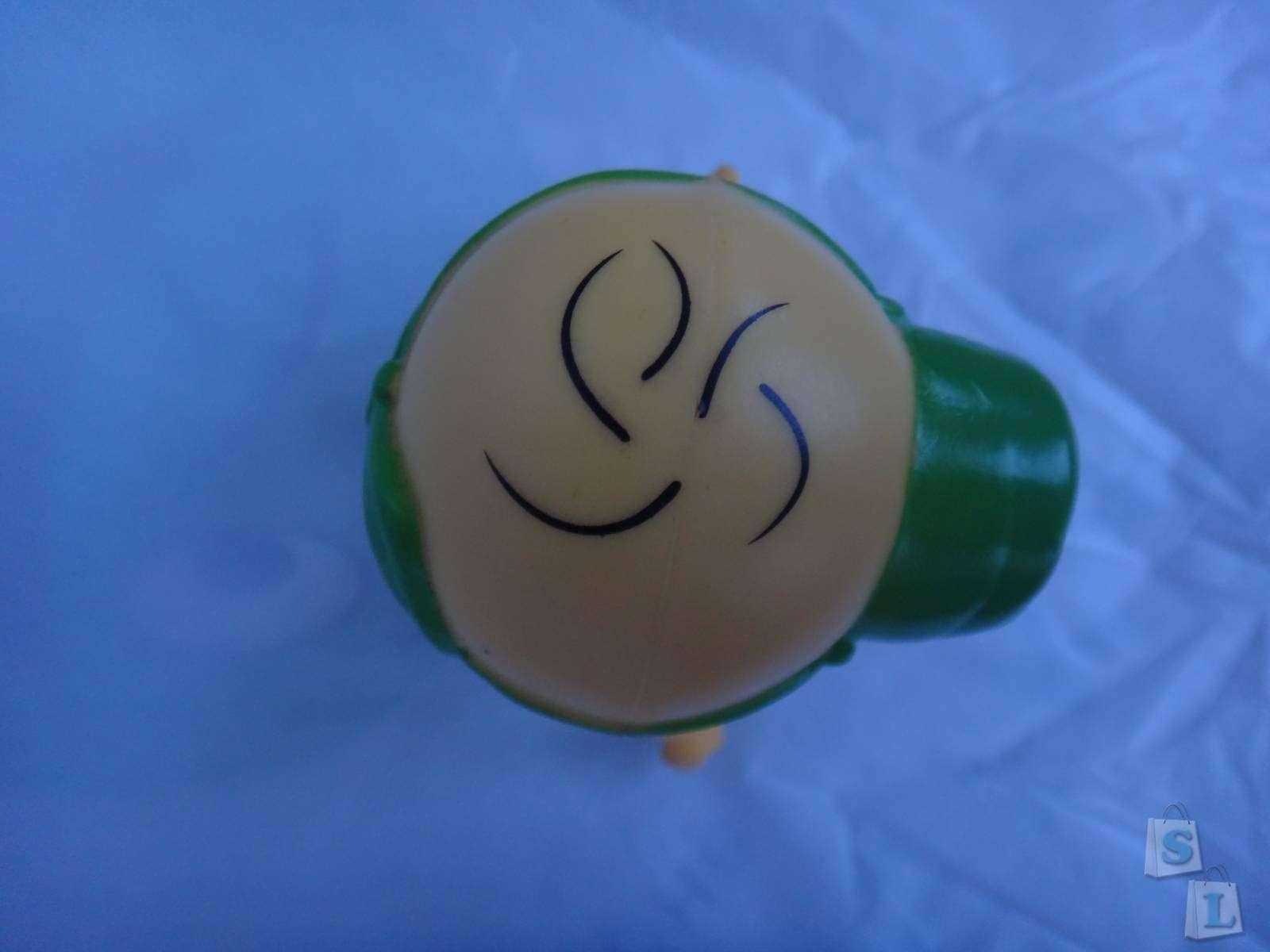 Другие: Обзор второй части коллекции миньонов из МакДоналдс ('Хеппи Милл')-Посипаки Happymeal