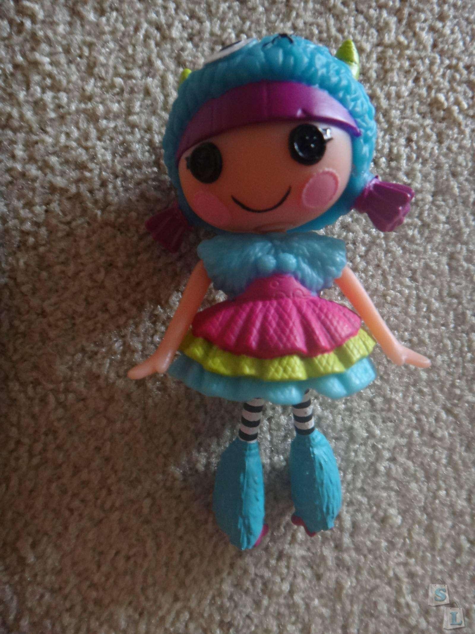 Amazon: Обзор малюсенькой куколки Лалалупси по имени Лапочка