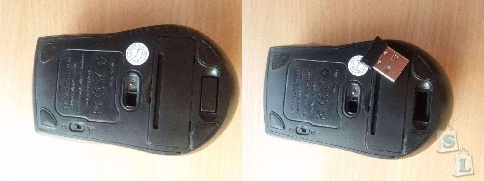 GearBest: Обзор симпатичной беспроводной компьютерной мышки