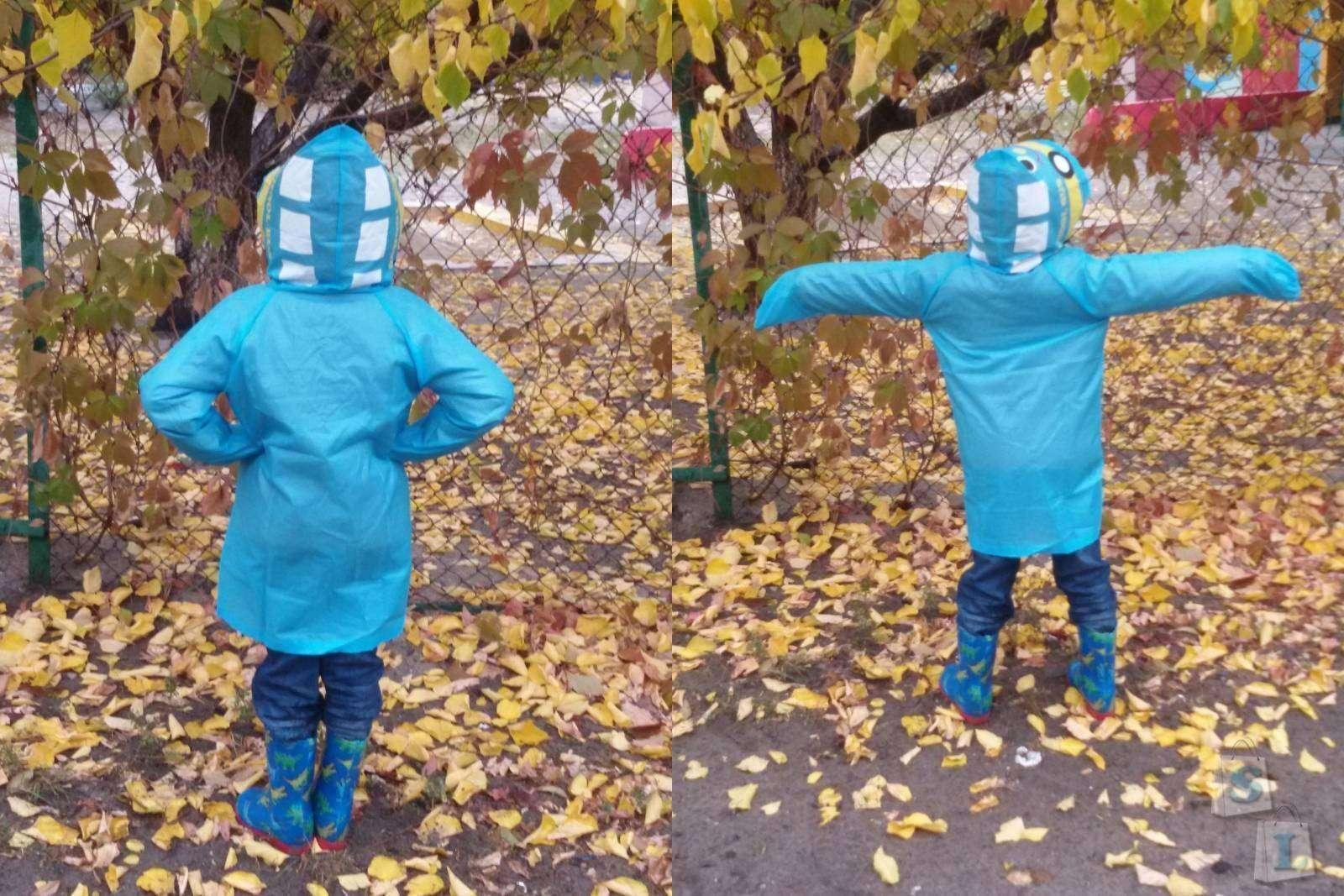 Aliexpress: Обзор детского яркого и прикольного дождевика
